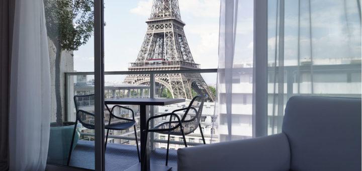 The hotels nearthe EiffelTower - Pullman Paris Tour Eiffel (Accor group)