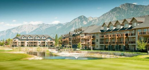 """Bighorn Meadows Resort"" in British Columbia is a hotel nestled in a beautiful place near Calgary!"