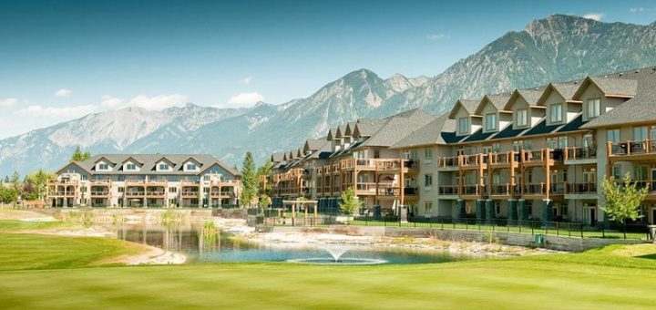 """""""Bighorn Meadows Resort"""" in British Columbia is a hotel nestled in a beautiful place near Calgary!"""
