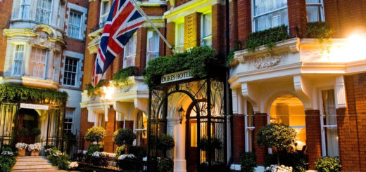 "The best hotels in the heart of London - ""Dukes Hotel"" – design focused on the comfort and elegance of English charm!"