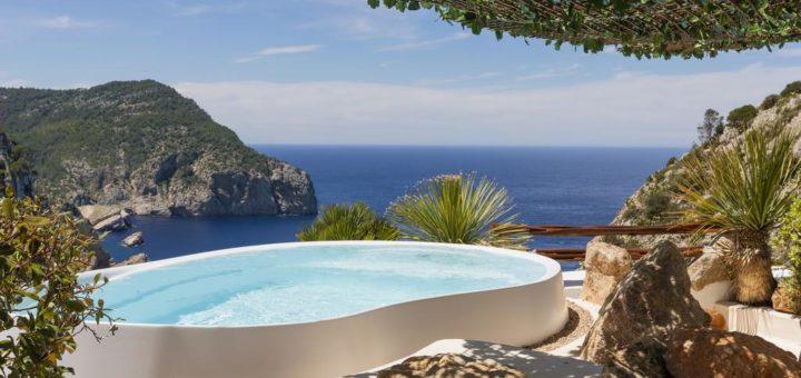 The best spa centers of Spain - «Spa La Posidonia» in the hotel «Hacienda Na Xamena»