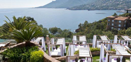 Hotel in Cannes for romantic escape - «Tiara Yaktsa Côte d'Azur»