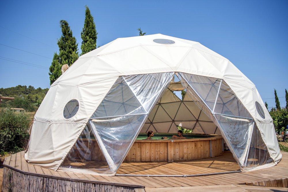 Wellness rest in spa center - «Watsu Ibiza»