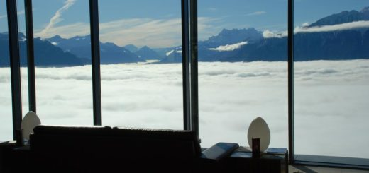 "Spa in the mountains of Switzerland - ""Le Mirador Kempinski, A Leading Hotel of the World"""