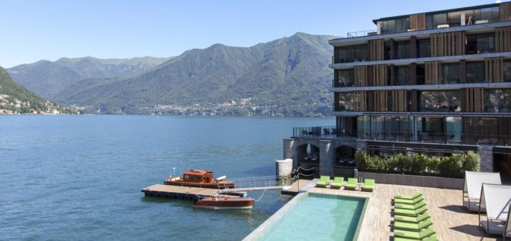 The hotels in Lake Como, Italy – «l Sereno Lago di Como»